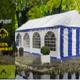 Pavillon Partyzelt von Zelthandel Buch